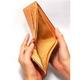 LORETO(ロレート) コードバンシリーズ 二つ折り財布(コインポケット無し) ブラック 写真3