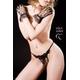 Lola Luna(ローラルナ) 【PO382Black】 (ピーオーブラック) Gストリングショーツ Mサイズ 写真1