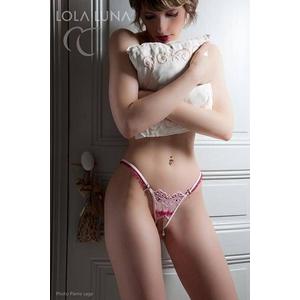Lola Luna(ローラルナ) 【ISADORA OPEN】 オープンストリングショーツ Lサイズ - 拡大画像