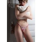 Lola Luna(ローラルナ) 【ISADORA OPEN】 オープンストリングショーツ Lサイズ