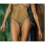 Lola Luna(ローラルナ) 【 VERVEINE open 】 openストリングショーツ Sサイズ