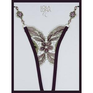 Lola Luna(ローラルナ) 【Butterfly open micro】 オープンストリングショーツ Sサイズ