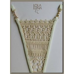 Lola Luna(ローラルナ) 【Agatha】G ストリングショーツ Lサイズ
