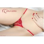 Lola Luna(ローラルナ) ストリングショーツ 【 Roxanne micro  】 L