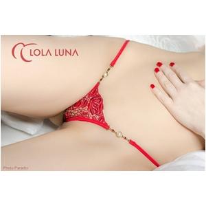 Lola Luna(ローラルナ) 【 Roxanne micro M 】 ストリングショーツ - 拡大画像