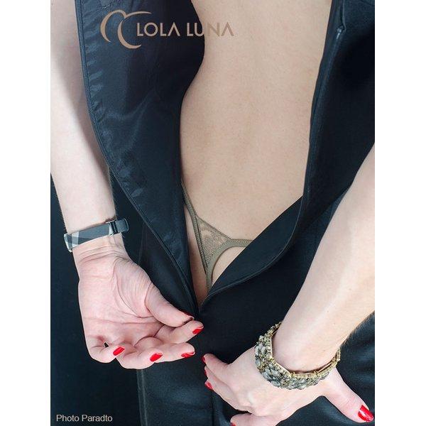 Lola Luna(ローラルナ) 【Kanza open L】カンザ オープンストリングショーツ S セクシ下着激安通販