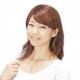 Beji(ベジ) hearts diamond/ネックレス ピンクーゴールド 【矢部美佳さん着用】 写真4