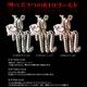 Beji(ベジ) K10ゴールド イニシャルMネックレス (天然ダイヤ付き) ホワイトゴールド TJ200910005BE 写真2