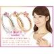 Beji(ベジ) 〜elegant style series〜 love/リング 11号 tj200909006be K10 ピンクゴールド - 縮小画像5