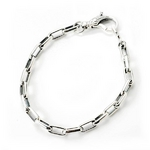 LION HEART(ライオンハート) basis/Chain Bracelet/ブレスレット 【シルバー925】