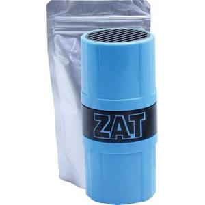 ZAT抗菌クラスターゲル 自然式拡散器(ブルー)セット