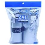 ZAT抗菌クラスターゲル 自然式拡散器(シルバー)セット