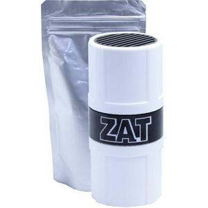 ZAT抗菌クラスターゲル 6個  +  自然式拡散器セット ホワイト