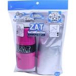 ZAT抗菌クラスターゲル 3個  +  自然式拡散器セット ピンク