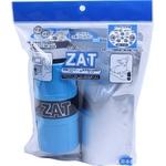 ZAT抗菌クラスターゲル 3個  +  自然式拡散器セット ブルー