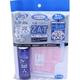 ZAT抗菌デザインマスク + 抗菌スプレー ×6個セット 【大人用 水玉 ピンク】 - 縮小画像1