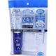 ZAT抗菌デザインマスク + 抗菌スプレー ×3個セット 【大人用 ハート ホワイト】 - 縮小画像1