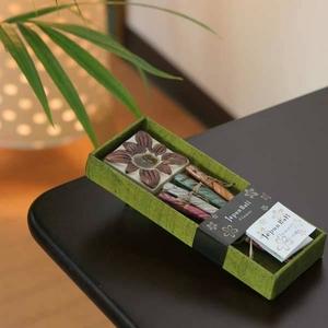 お香/お香立てセット【フローラル系スティックタイプ】バリ島製「JupenBari/ジュプンバリ」
