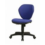 オフィスチェア K-921 BL(ブルー)
