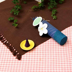 お香/インセンス【チュンパカの香りコーンタイプ10個入り】バリ島製「JupenBari/ジュプンバリ」