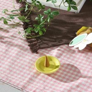 お香/インセンス 【ロータスの香り コーンタイプ10個入り】 バリ島製 「Jupen Bari/ジュプンバリ」