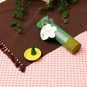 お香/インセンス【マンゴーの香りコーンタイプ10個入り】バリ島製「JupenBari/ジュプンバリ」