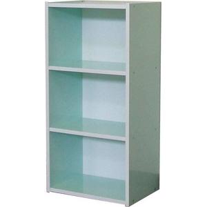 カラーボックス PA 45-3 ブルー/4989088112965