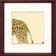 風景専門店あゆわら 《アートフレーム》Giraffe(キリン)/ヤスカワ トシアキ - 縮小画像1