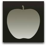 《インテリア ミラー》Forme Mirror Apple Brown(アップル/ブラウン)