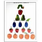 《エリック・カール》Eric Carle Fruits(フルーツ)