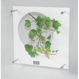 風景専門店あゆわら 《フラワーフレーム》HEARTFUL PLANTS 0135(ベリー) - 拡大画像