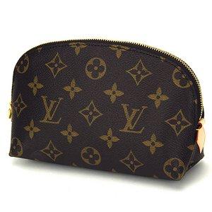 Louis Vuitton(ルイヴィトン) モノグラム ポシェット コスメティック M47515 ポーチ ダークブラウン - 拡大画像