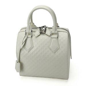 Louis Vuitton(ルイヴィトン) ダミエ・ファセット スピーディー・キューブPM 2WAY M48903 ハンドバッグ オフホワイト