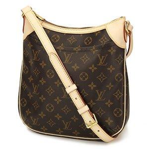 Louis Vuitton(ルイヴィトン) モノグラム オデオンPM M56390 ショルダーバッグ ダークブラウン