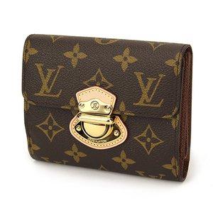 Louis Vuitton(ルイヴィトン) モノグラム ポルトフォイユ・ジョイ M60211 ダークブラウン 三つ折り財布 - 拡大画像