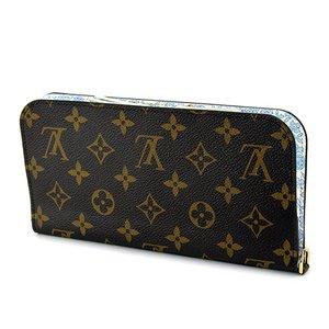 Louis Vuitton(ルイヴィトン) モノグラム ポルトフォイユ・フルリ アンソリット M60227 長財布 レディース ダークブラウン - 拡大画像