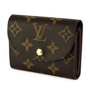 Louis Vuitton(ルイヴィトン) モノグラム ポルトフォイユ・エレーヌ M60253 財布 レディース ダークブラウン 二つ折り - 拡大画像