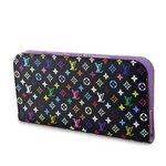 Louis Vuitton(ルイヴィトン) モノグラム ポルトフォイユ・アンソリット M60271 長財布 レディース マルチカラー