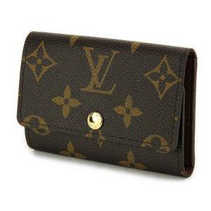 Louis Vuitton(ルイヴィトン) モノグラム 6連 ミュルティクレ6 M62630 キーケース ユニセックス ダークブラウン - 拡大画像