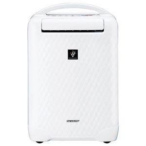 SHARP(シャープ) 冷風・除湿機 プラズマクラスター7000搭載 木造11畳 コンクリート23畳まで ホワイト系 CV-Z100-W CVZ100