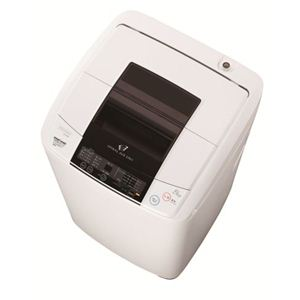Haier(ハイアール) 全自動洗濯機 5.0Kg ブラック JW-K50FK 風乾燥機能搭載 - 拡大画像