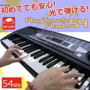 SunRuck(サンルック) プレイタッチ フラッシュ54 SR-DP01 - 拡大画像
