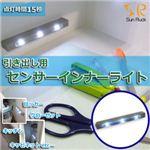 SunRuck(サンルック) センサーインナーライト SR-HLED01