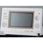 TWINBIRD 7型画面ワンセグ防水ポータブルDVDプレーヤー+テレビ VD-J713CW