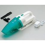 TWINBIRD(ツインバード) コードレス掃除機 濡れても吸引 HC-4345GR