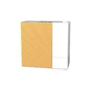 ハイブリッドだから経済的!電気代のムダを抑える加湿機!ハイブリット加湿器 ダイニチ 経済的ハイブリット加湿器 HD-RX308D アプリコットオレンジ