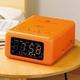 創和 お目覚めCDラジオ 目覚まし時計にCD・ラジオがつきました! 写真2
