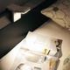 TWINBIRD(ツインバード) 安心LED光源の読書灯 LEDベッドライト ブラウン