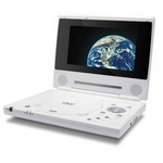 ポータブルDVDプレーヤー YTO-P7101W  販売価格:6150円