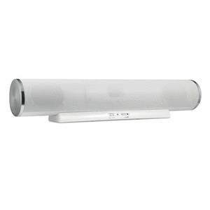 コムアライアンス iPodドックアダプター付スピーカー YTO-S001 ホワイト Sound Stick for iPod - 拡大画像